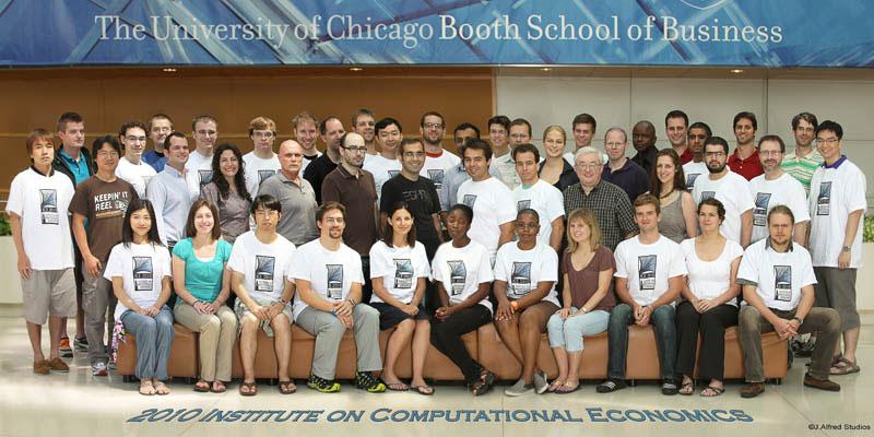ICE 2010 Participants